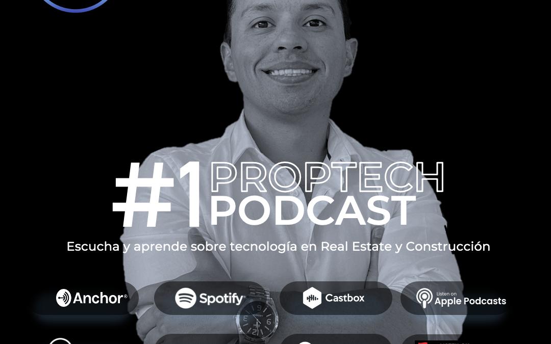 Los 5 Podcasts Proptech más escuchados en Triarii Audio Experience – Tecnología Inmobiliaria
